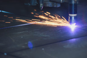 Industrial laser cutting processing manufacture technology of fl